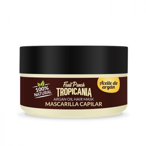 Mascarilla capilar argan 100% natural 200ml