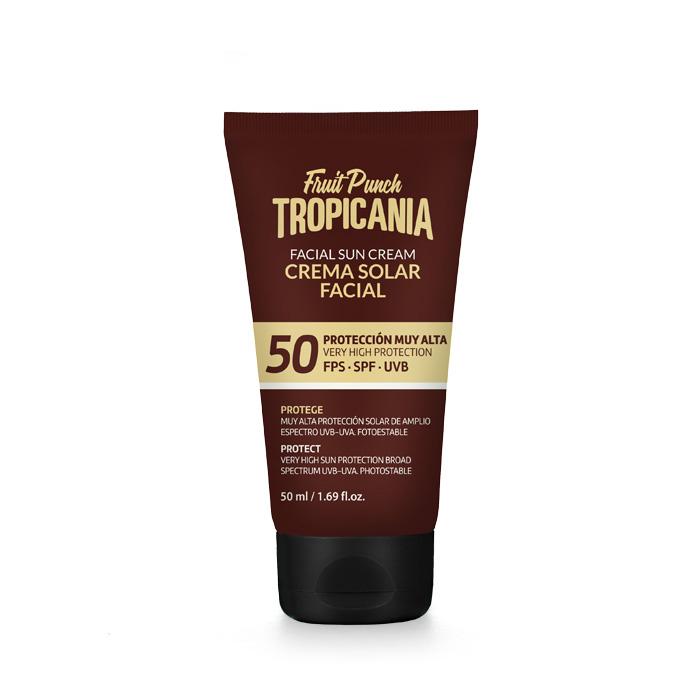 Crema Solar Facial Tropicania