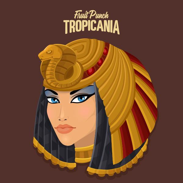 El secreto de Cleopatra - Tropicania
